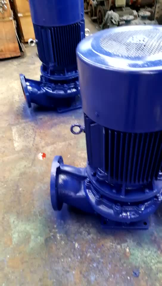 Cooling tower water pump 50m3/h centrifugal pump with 3KW for cooling tower supplier
