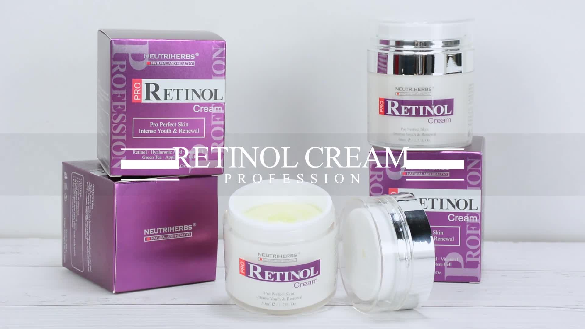Wholesale OEM Skin Care Best Wrinkle Remove Natural Fresh Anti Aging Face Cream