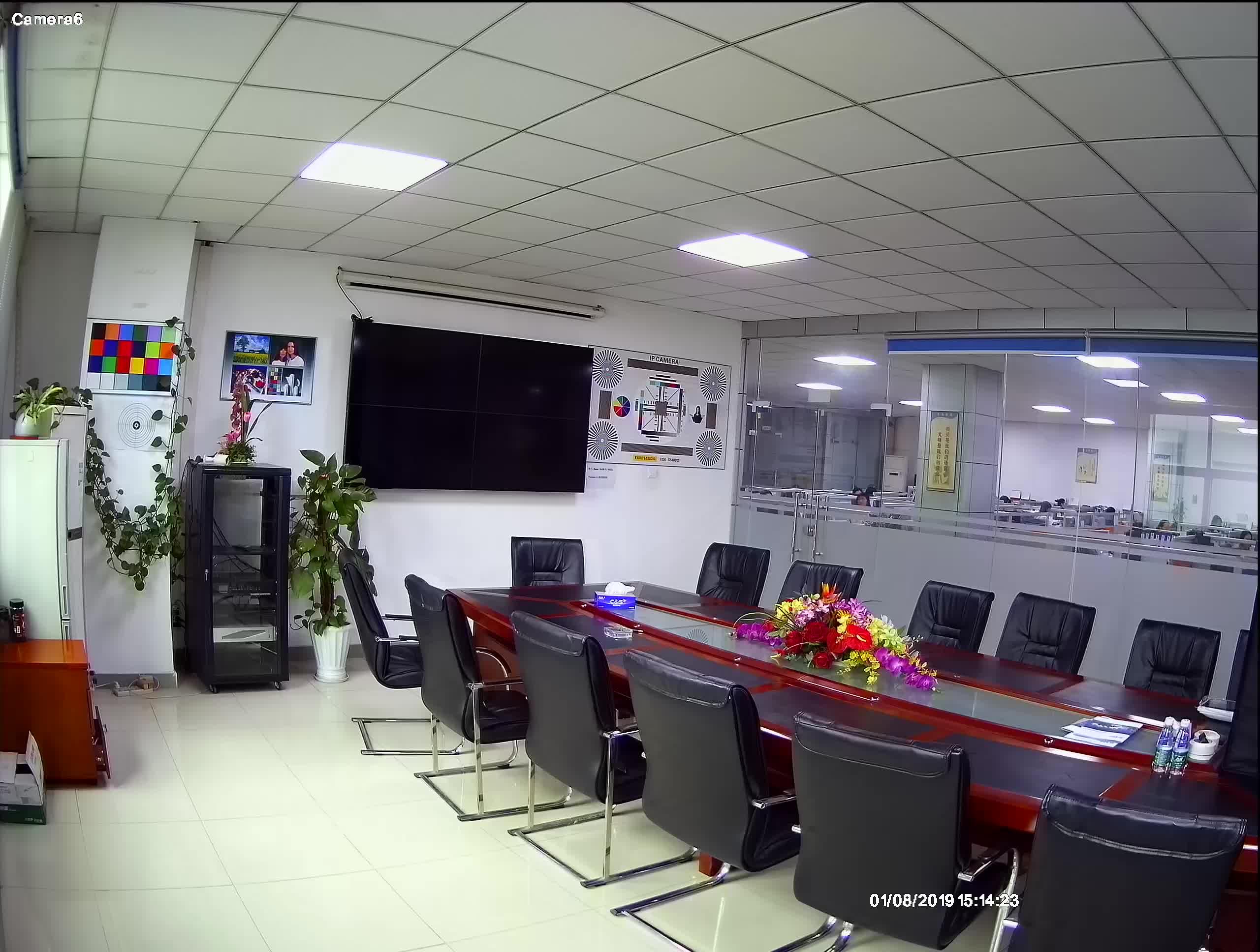 KITS de caméras de vidéosurveillance sans fil wifi, de 2mp, WF-9304BLEA p, 4CH, LCD NVR, 1080 pouces, approuvé FCC, 12.5 CE