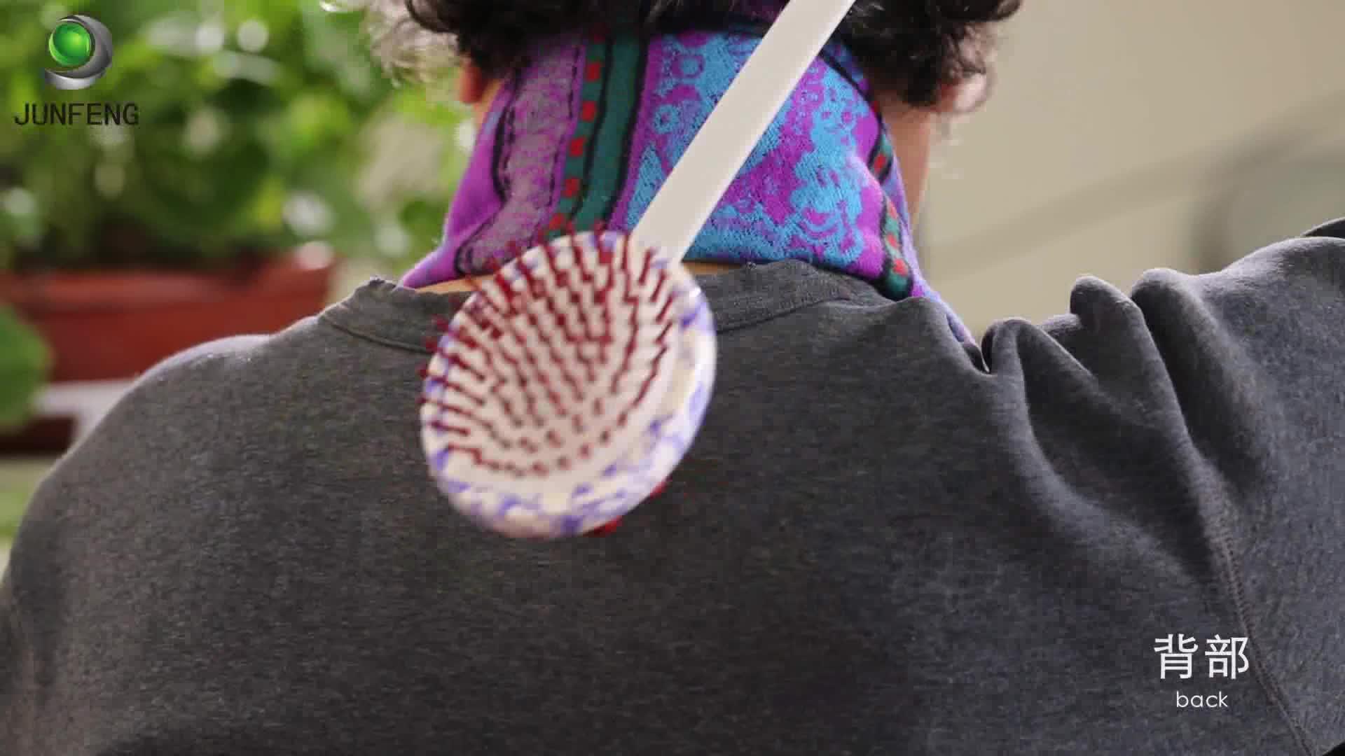 Body hammer massage double head massage hammer handheld massage