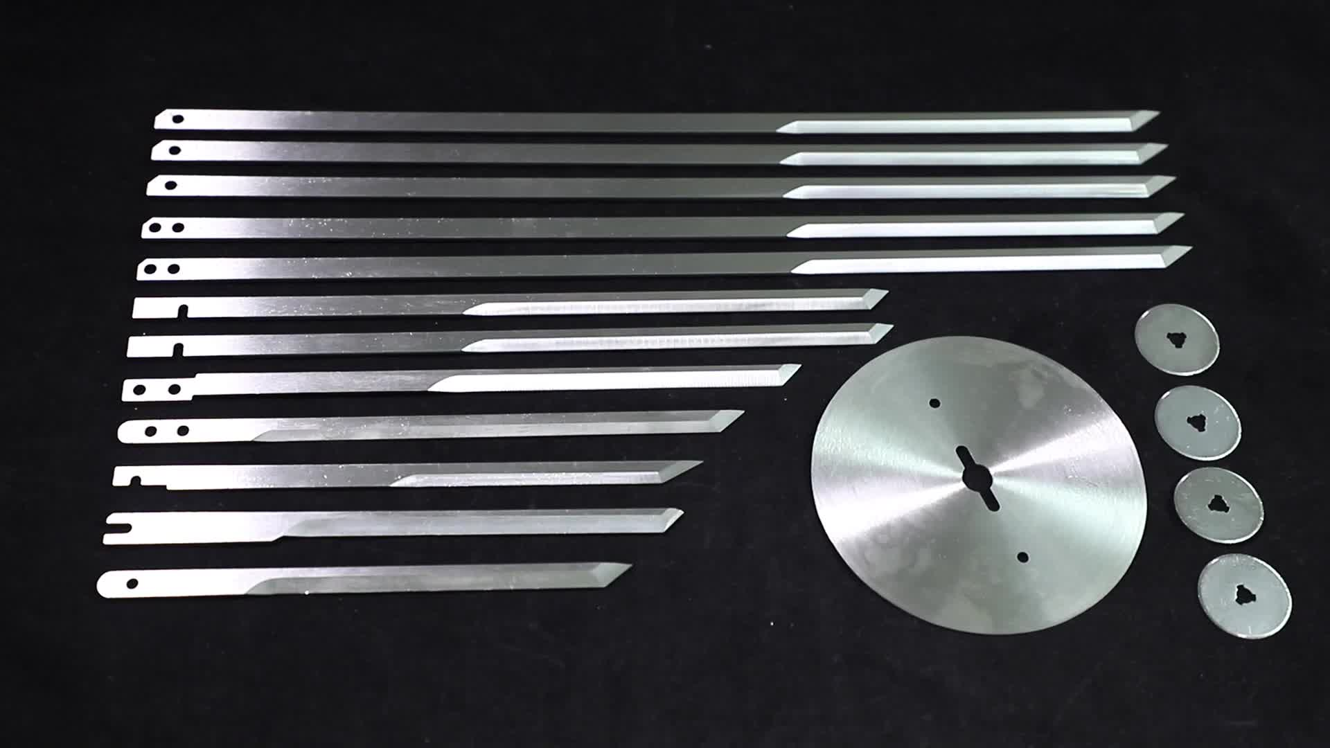 قطع شفرة 179x8x2.5 ملليمتر ل kuris القاطع