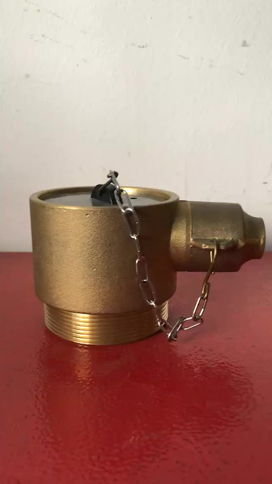 instantaneous fire hose couplings