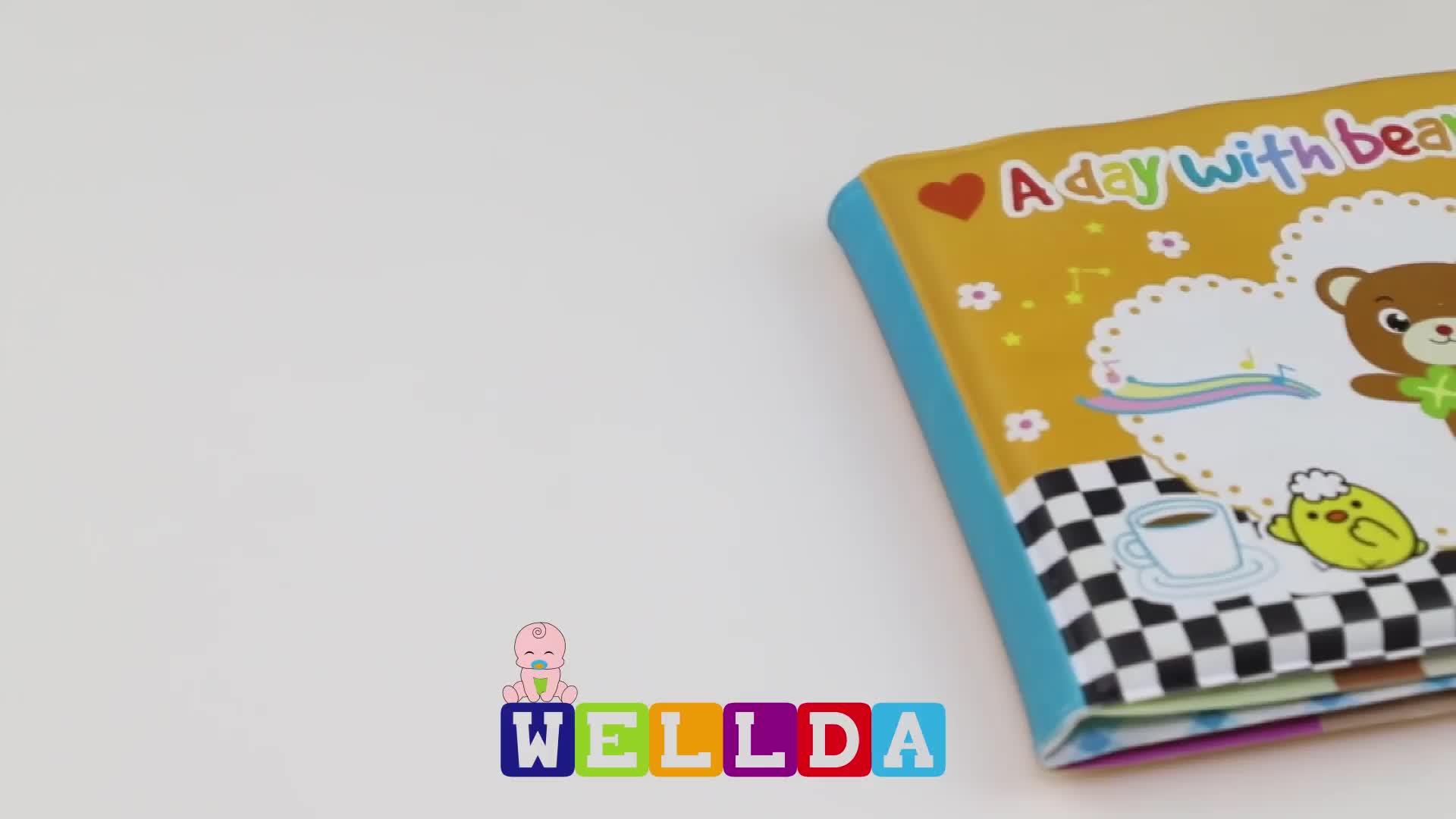 Personalizza il bagno libri per i più piccoli i bambini di istruzione