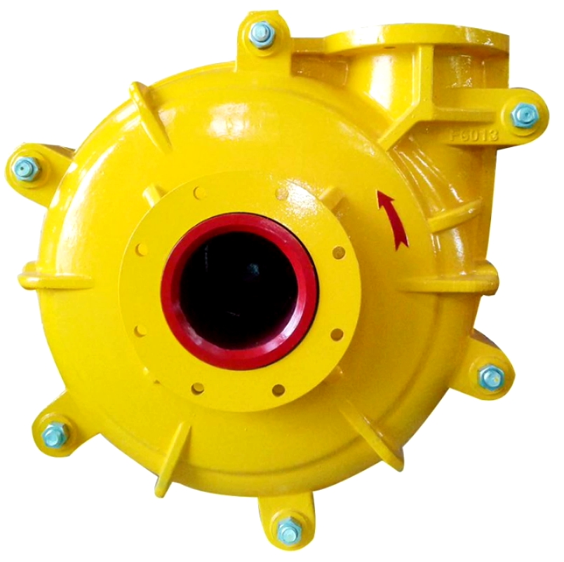 Good Quality Non Clogging Centrifugal Water Usage Submersible Slurry Pump