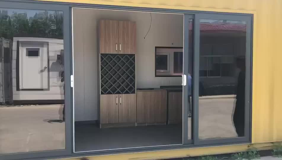 40 feet shipping container homes prefab house luxury for sale