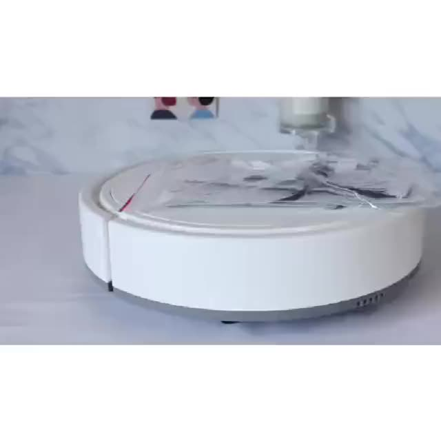 Factory Customized Floor Cleaning Robot Cheap Price High Quality Rechargeable Robot Vacuum