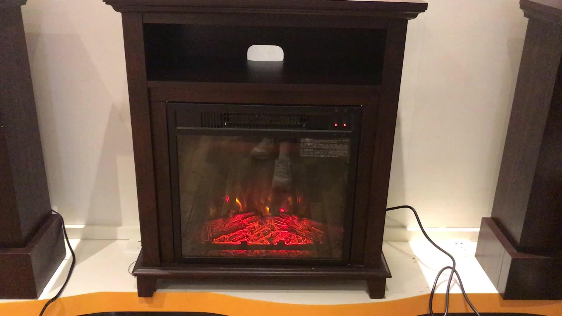 220V ev ısıtıcı elektrikli eklemek şömineler elektrikli şömine eklemek