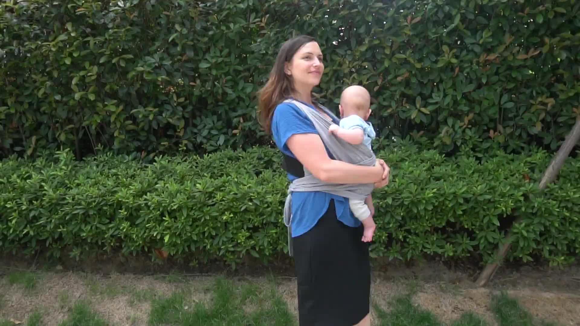 Cina hotsell bambino marsupio prodotti articolo a buon mercato e tessuto di cotone baby carrier