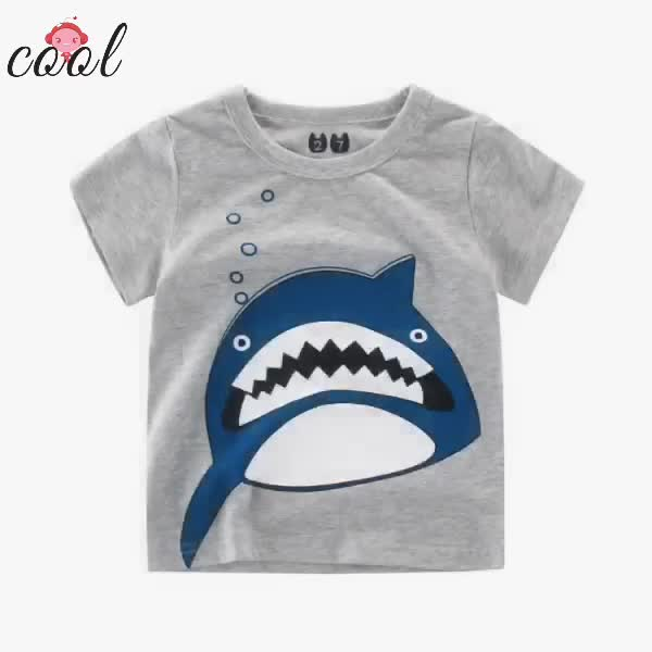 2019 Children polo shirts roupas boys kids plain t shirts kids t-shirts