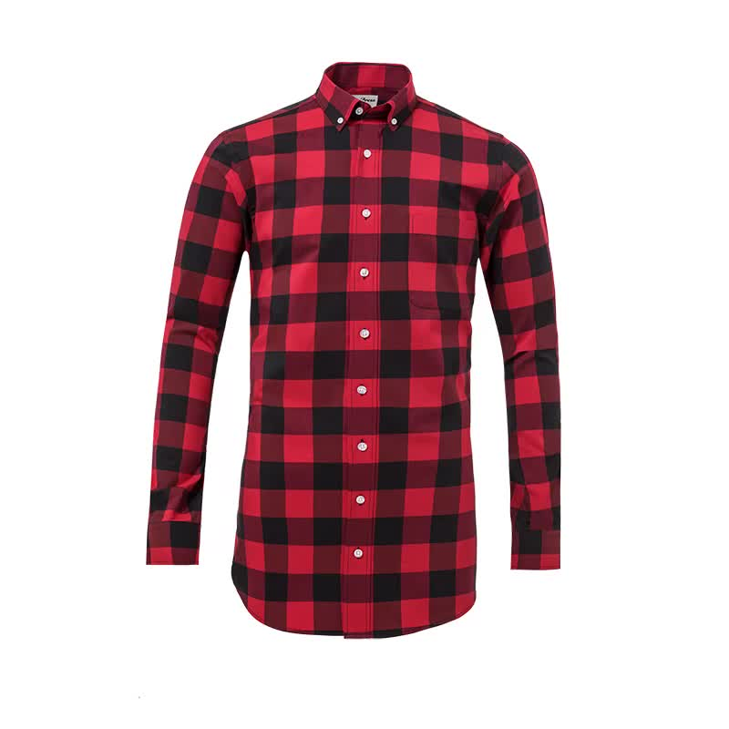 2020 NEW FASHION 100% POPLIN COTTON HIGH QUALITY WHOLESALE FACTORY FLANNEL DRESS SHIRT WITH TWO POCKETS FOR MEN