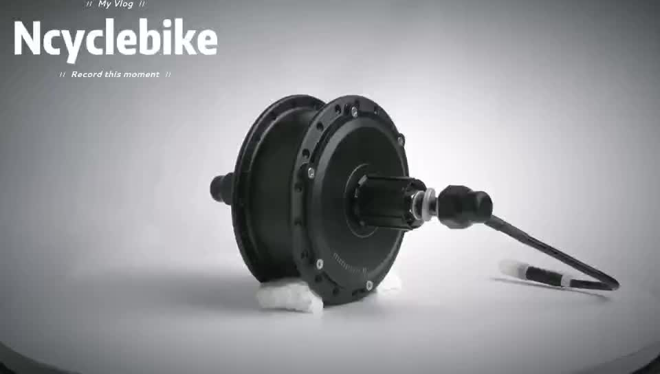 Great quality cassette rear hub motor 250w from China market