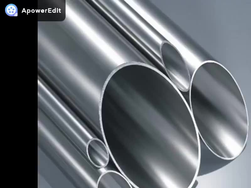 """Supply decorative stainless steel pipe 6"""" sus 304"""