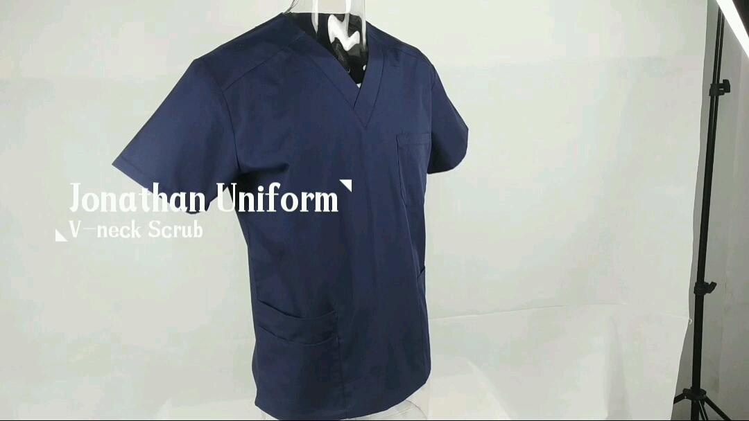 Groothandel Modieuze Tuniek Functionele Scrubs Ontwerpen Medische Verpleegster Uniform
