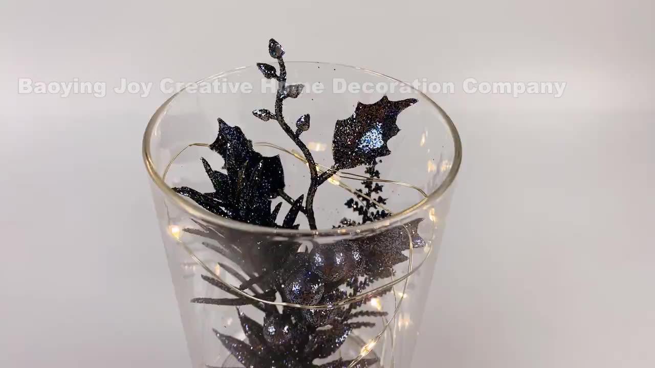 배터리 주택 장식 크리스마스 테이블 장식 조명 도매