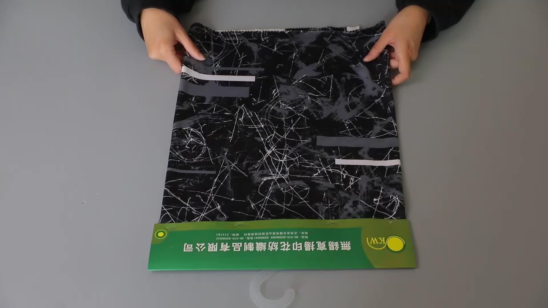 GRS oekotex стандарт ткань отводящая влагу 100 переработанный полиэстер микрофибра Пич-Скин камуфляж ткань для будущих мам