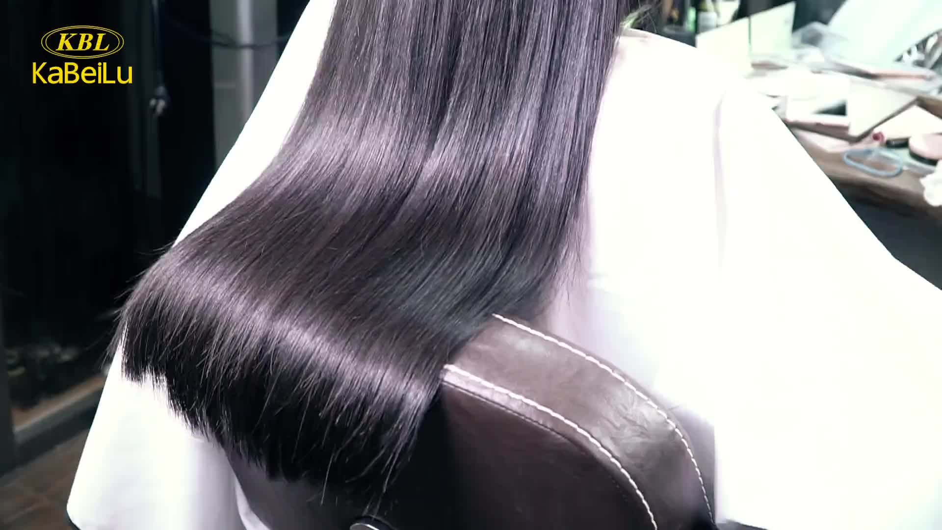 KBL virgin cuticle aligned hair from india,100% natural indian human hair price list,raw indian temple hair directly from india