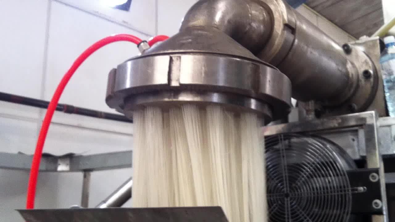 Automatic Vermicelli Making Machine/Big Capacity Indian Type Vermicelli Extruder Machine