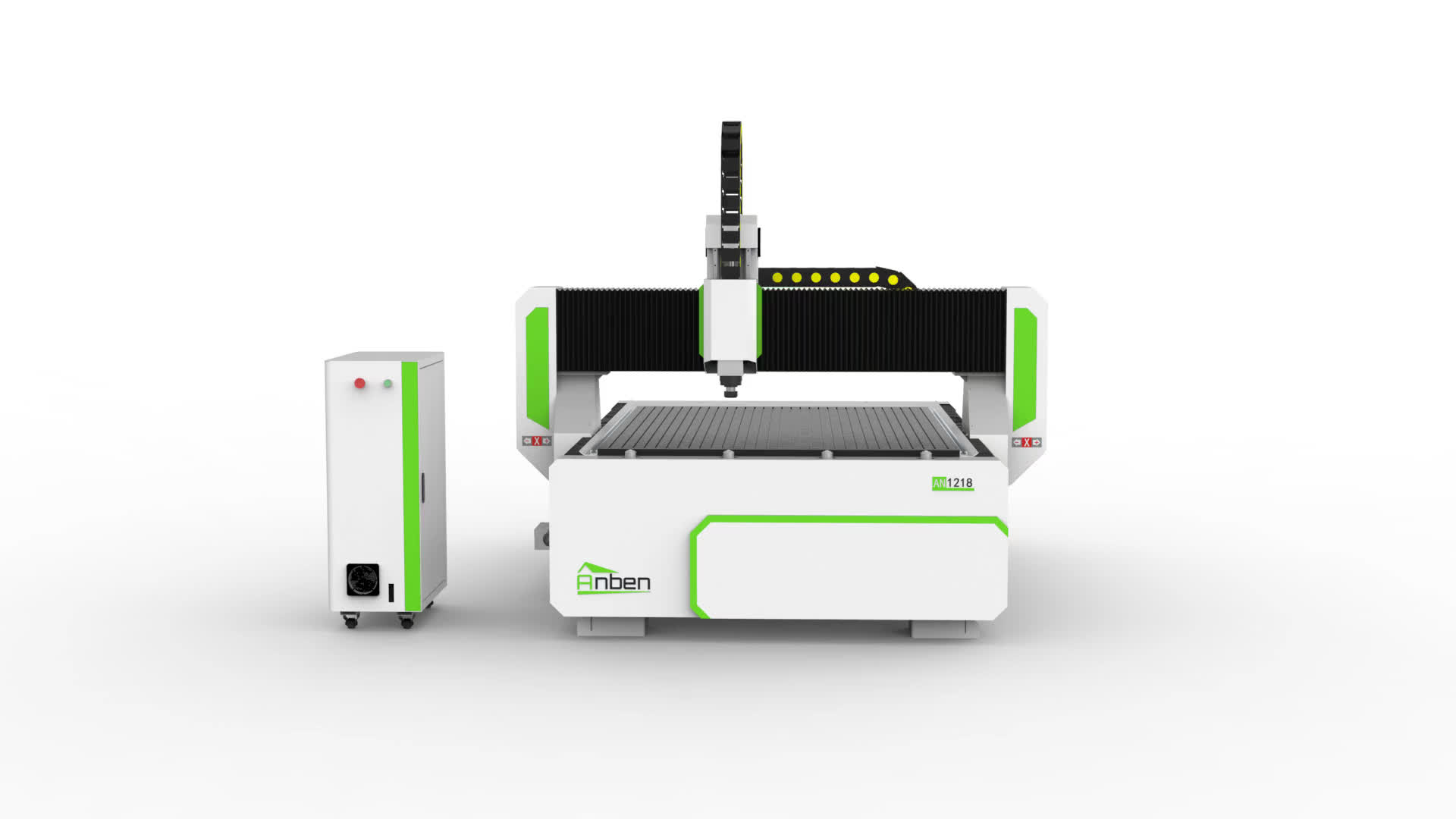 CNC Router 1218 for wood stone glass engraving CNC cutting machine