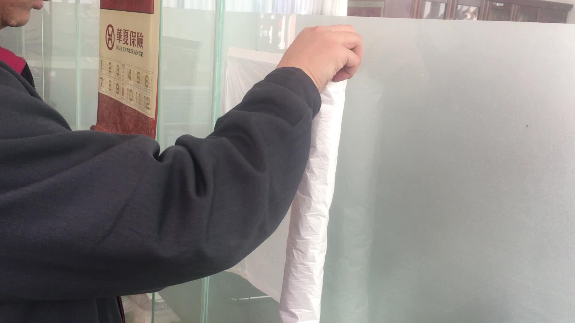 Toptan promosyon fiyat sıcak satış plastik damla bez rulo Sunuyor iyi koruma