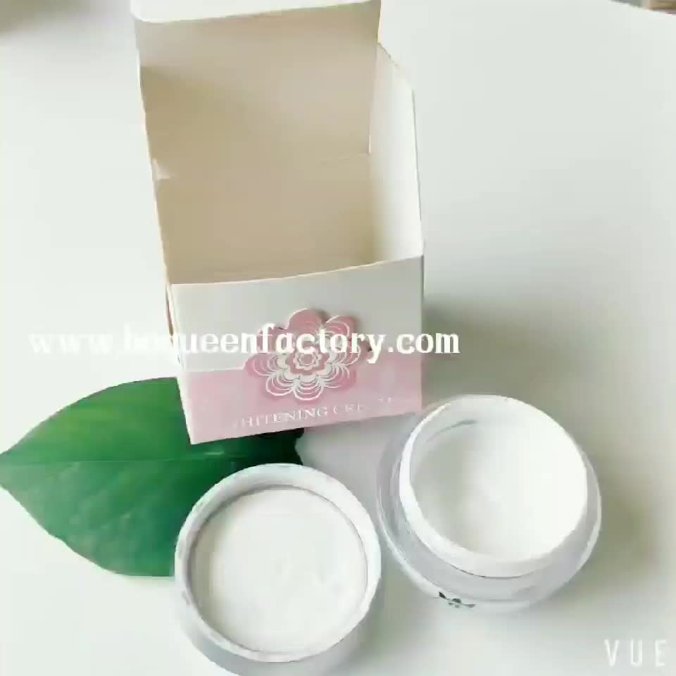 Private Label Manufactures USA Instant Whitening Cream