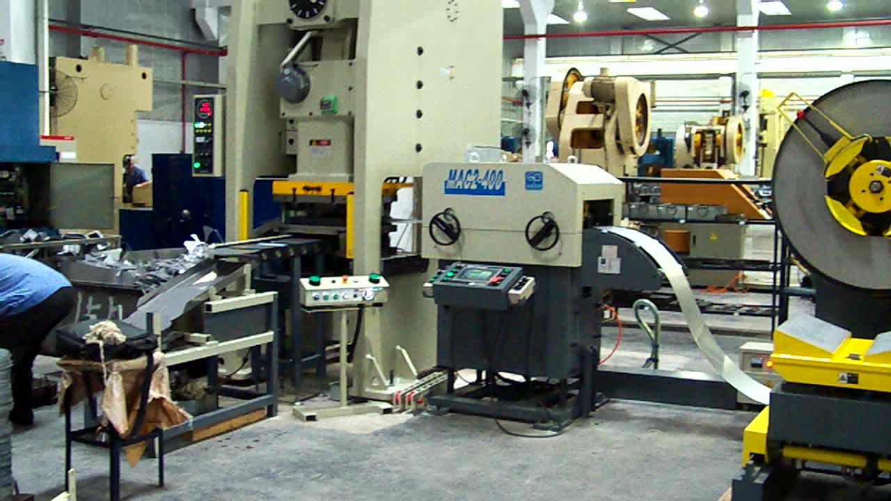 Stamping Automation Equipment, Hardware Auto Parts Processing, Nc Servo Feeder