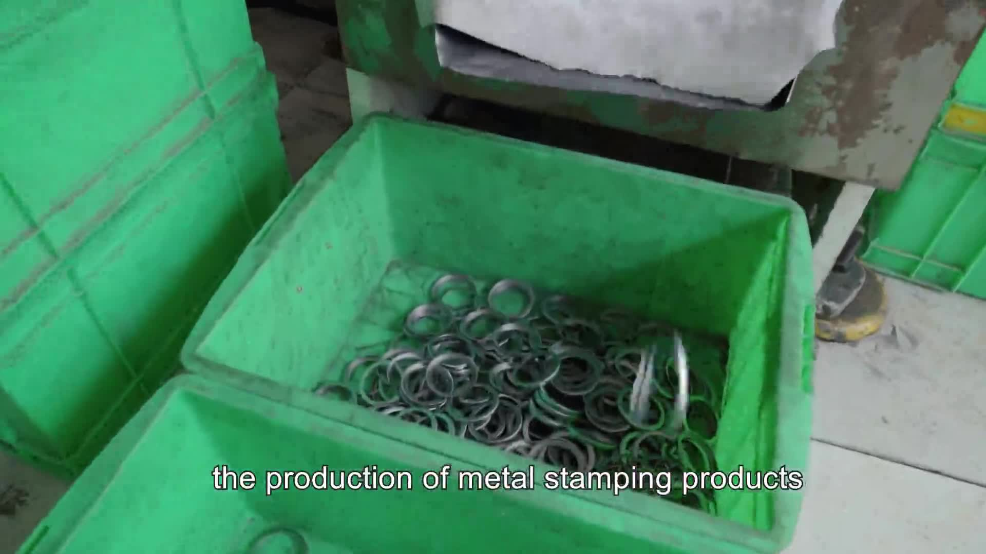 2019 caliente suministros de procesamiento de piezas de estampado de metal coche de piezas de metal de fábrica