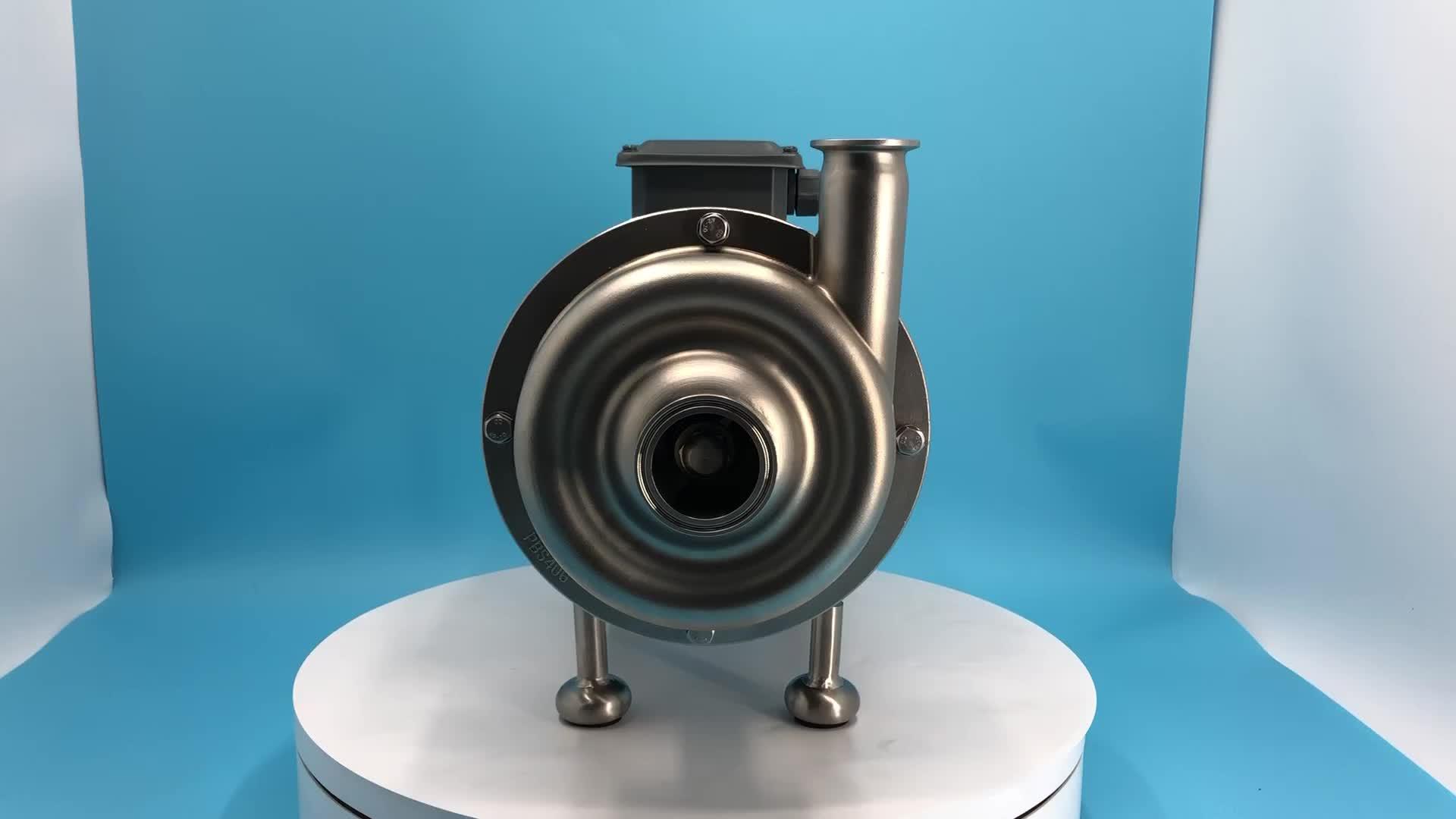 DONJOY high quality sanitary 8M suction  liquid centrifugal pump