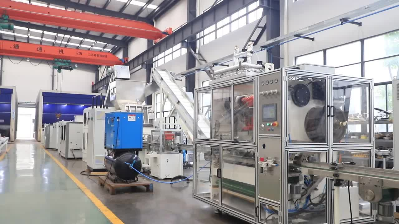 Tongji automatic production line toilet bar soap making machine other chemical equipment
