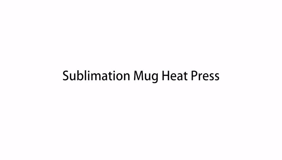 Factory Supply Heat Transfer Sublimation Ceramic Coffee Mug Printing Heat Press Machine