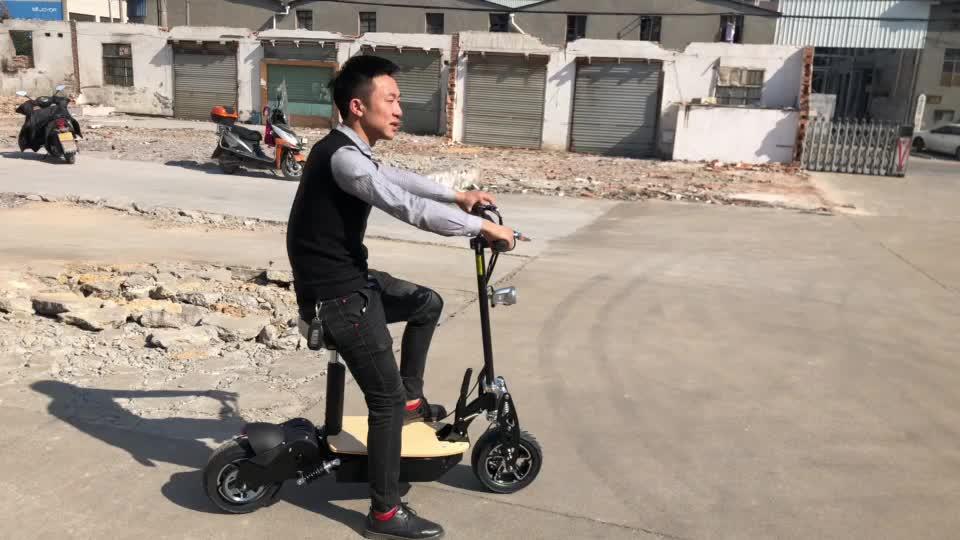 500W 800W 1000W 1600W 2000W למבוגרים סין זול חשמלי קטנוע למכירה, קורקינט חשמלי 1000 w, מתקפל קורקינט חשמלי