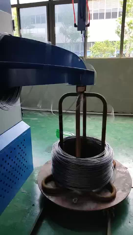 new or second hand Wire Drawing machine for Mattress spring line
