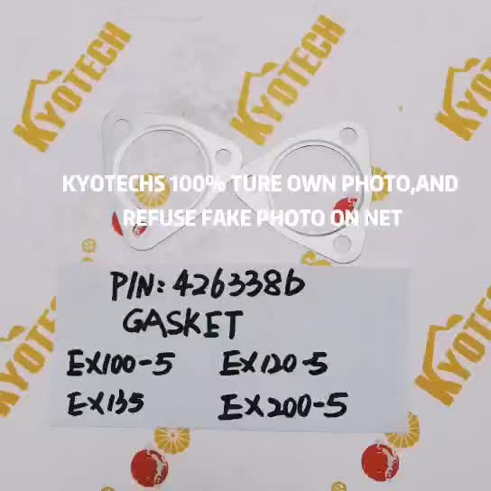 4263386 GASKET FOR EX100-5 EX120-5 EX135 EX200-5