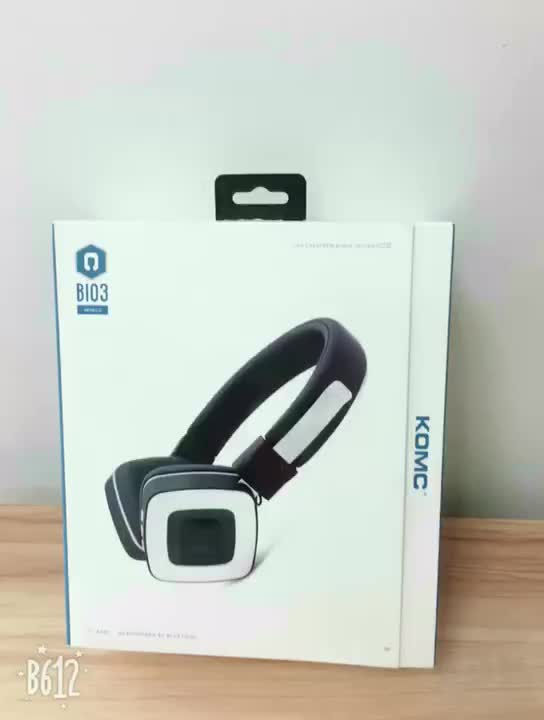 2018 OEM Patent Private Unique Stereo Foldable Wireless Bluetooth Headphone,Top Sale ANC High Clarity Headset #