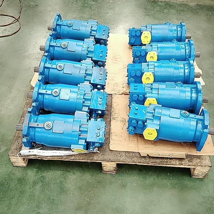 Idraulico di viaggio pistone del motore per macchine Minerarie