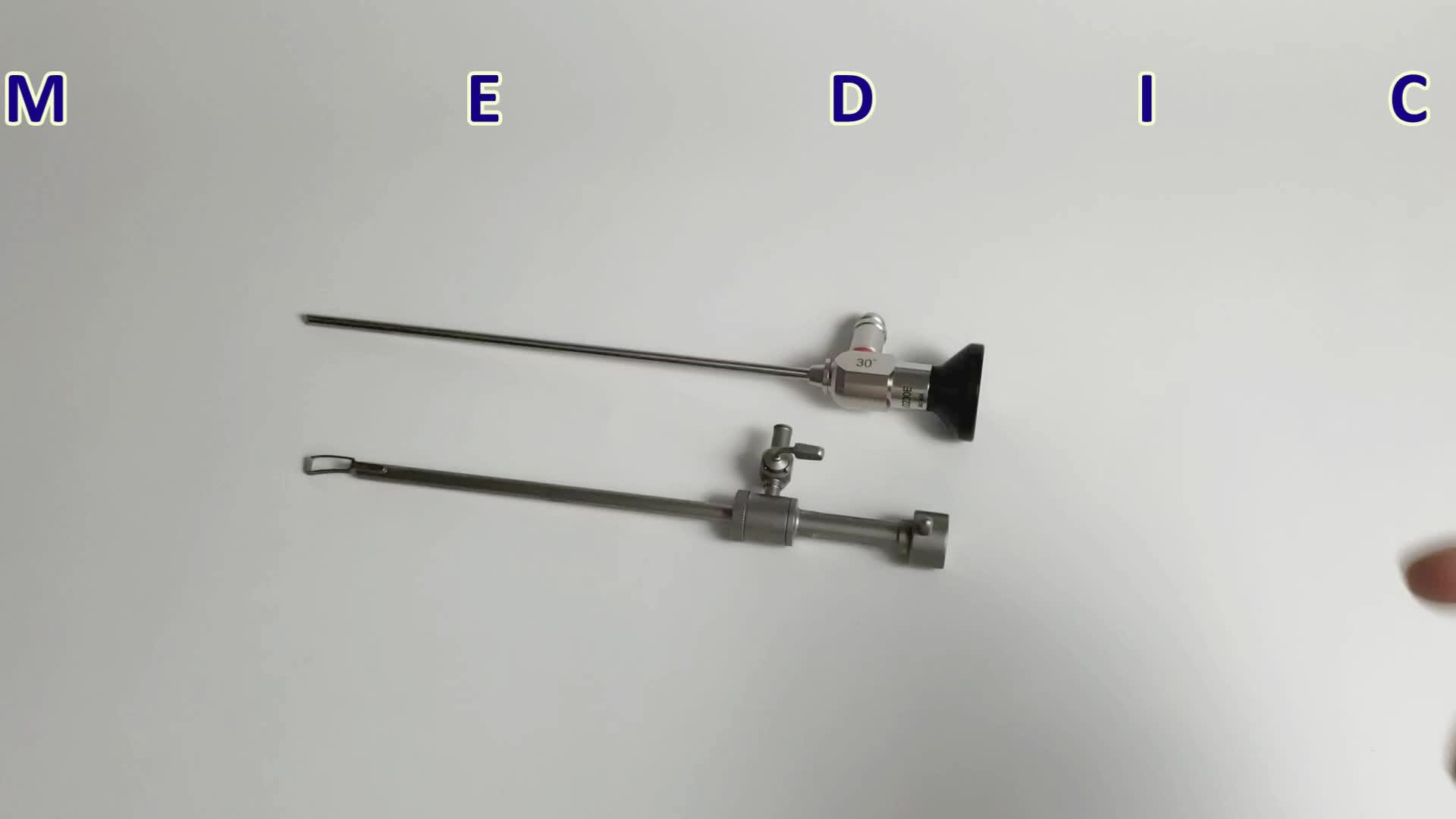 形成外科用/眉リフトシース中国最高の内視鏡