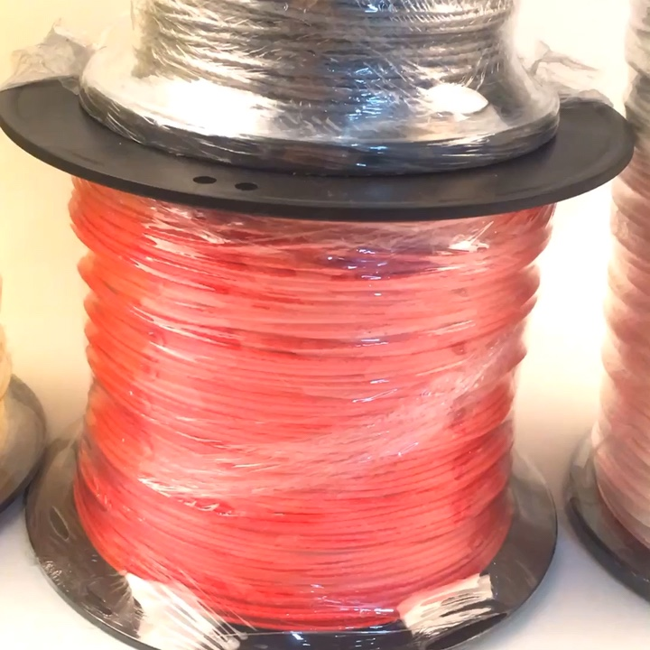 2.5mm Uhmwpe braided fishing line