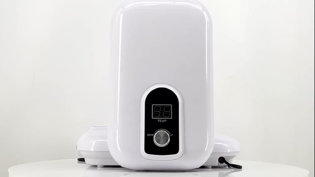 थोक बाथरूम मिनी गर्म गीजर Tankless तेजी से तत्काल बिजली बौछार वॉटर हीटर के लिए घर