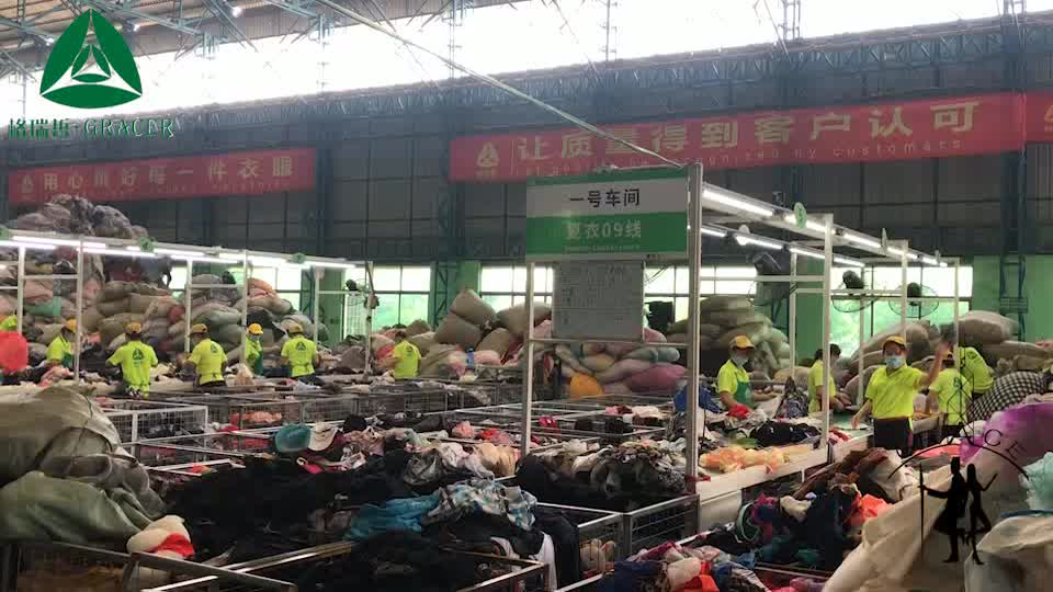 bulk wholesale clothing used clothes guangzhou second hand clothing in canada