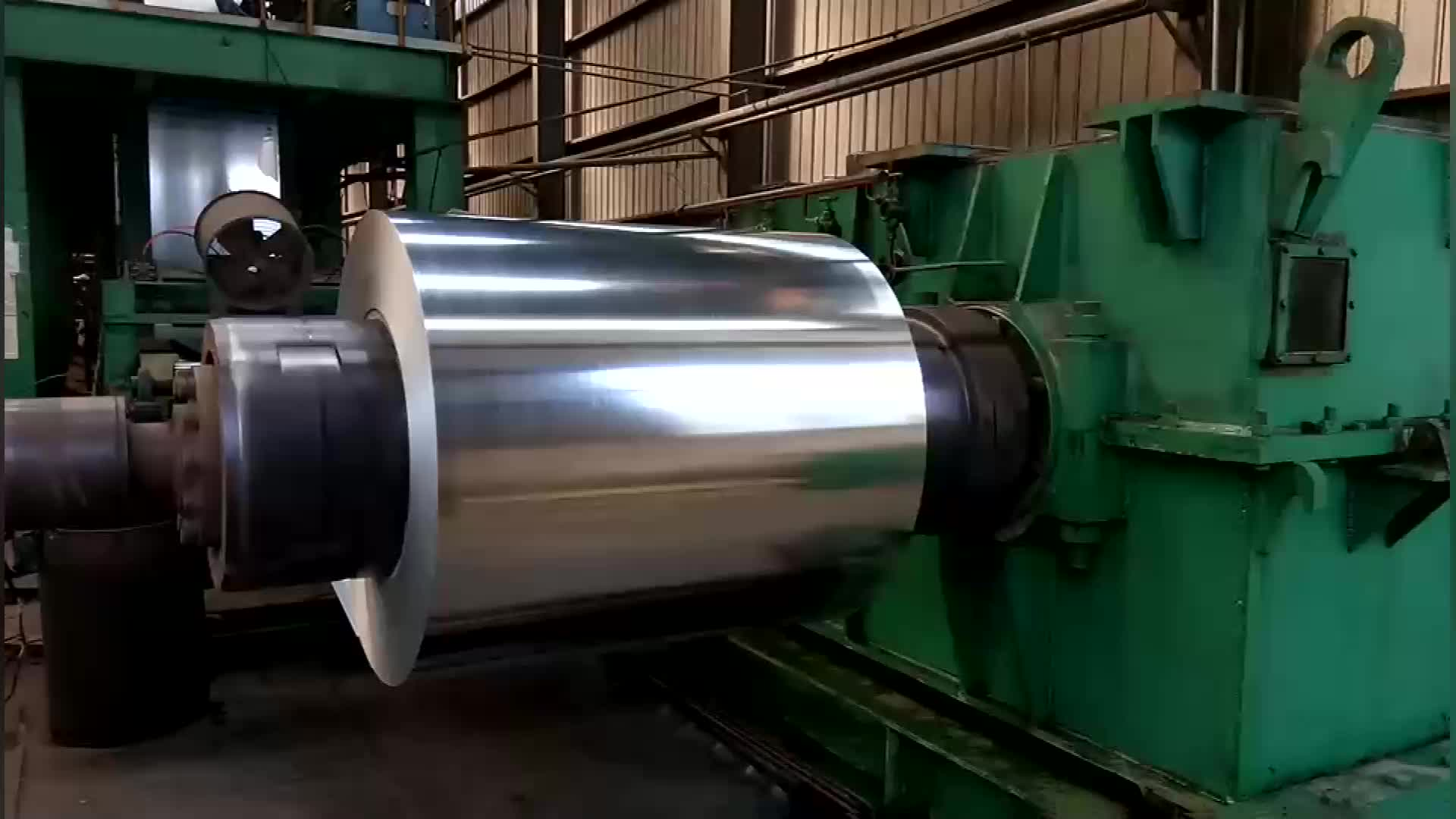 201 cold rolled grain oriented silicon steel coil