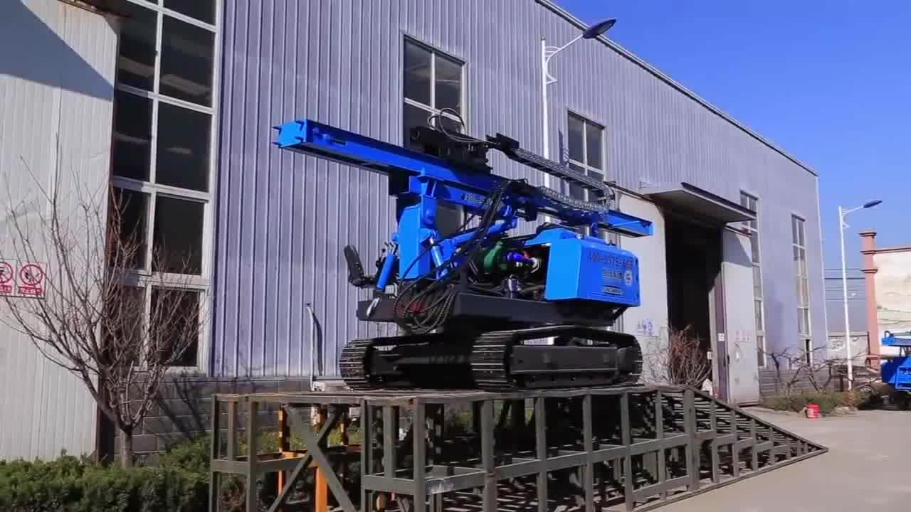 Import power hoofd super kwaliteit hydraulische schroef stapel drivers