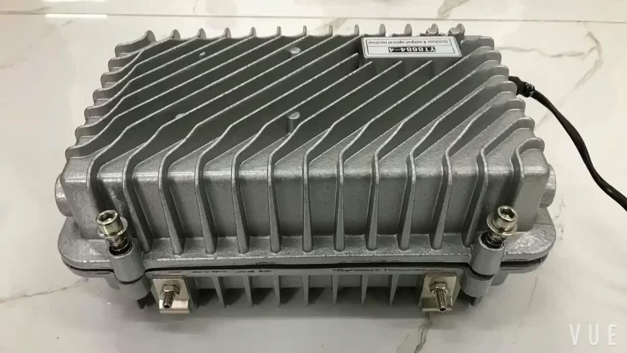 Outdoor AGC Controle 4 Manier Uitgang Optische Knooppunt CSP-N4