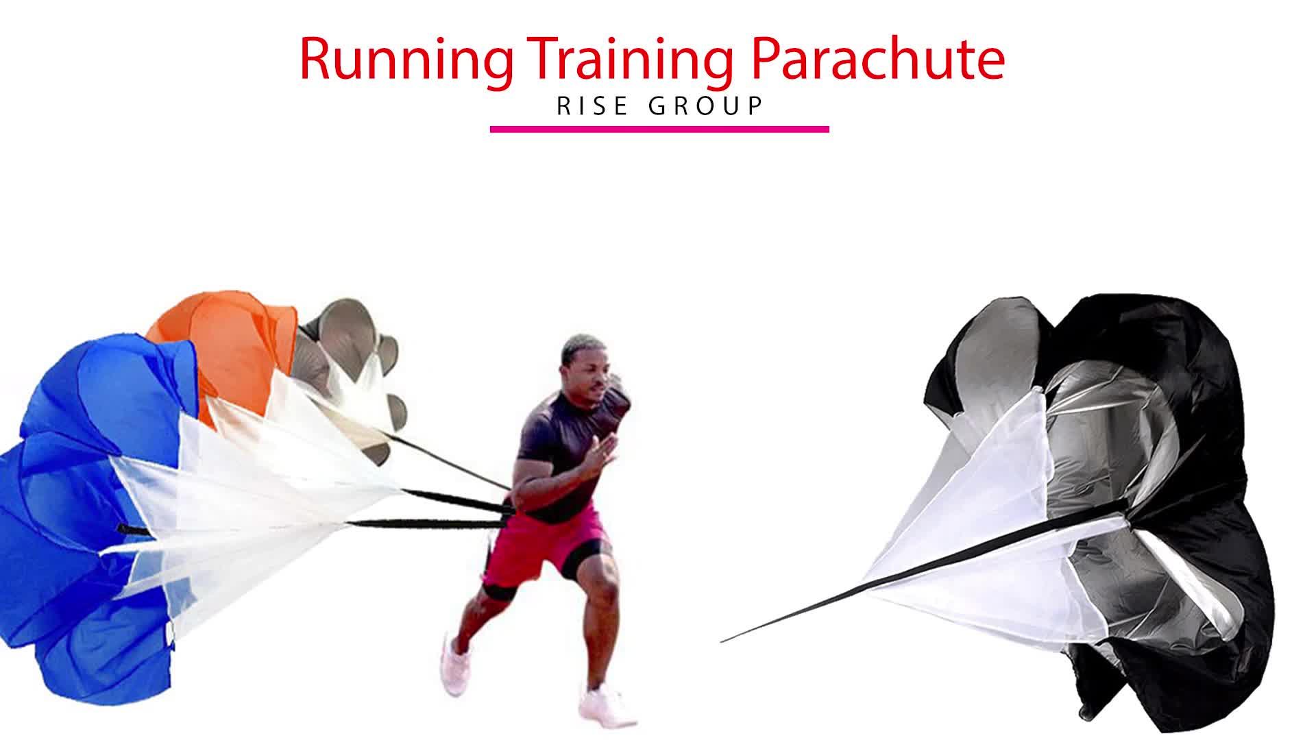 Running power e drogue addestramento di velocità paracadute
