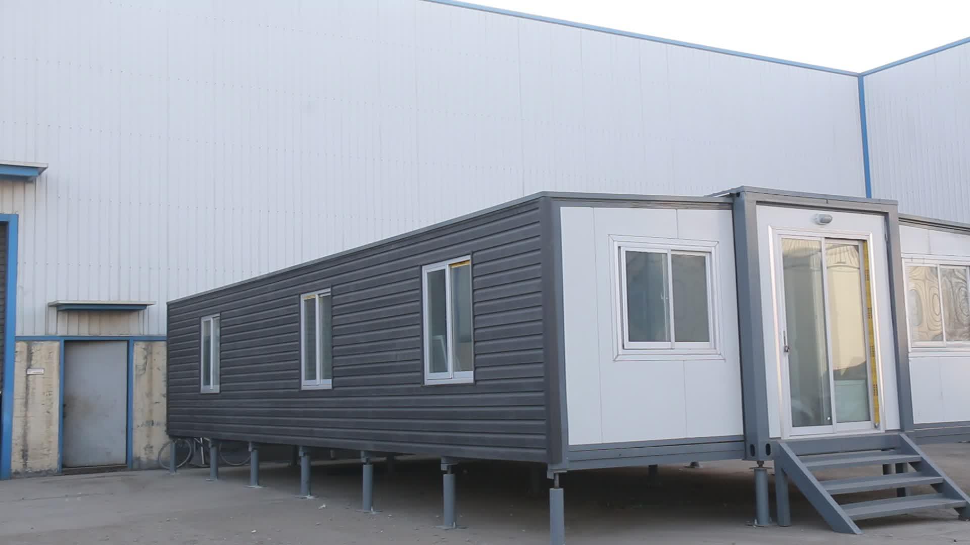 40ft gemakkelijk gemonteerd smart folding huis op verkoop