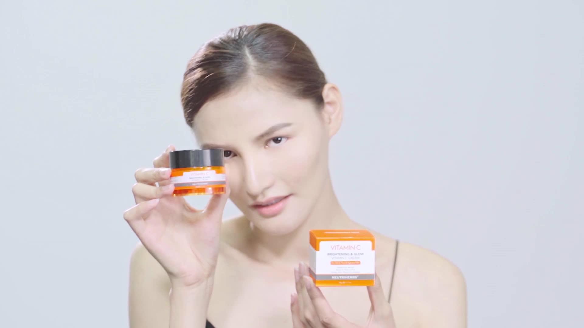 Thành Phần thảo dược Arbutin Vitamin C Làm Trắng Kem Tẩy Trắng Da Kem Tẩy Trắng Da Tẩy Trắng Cho Da