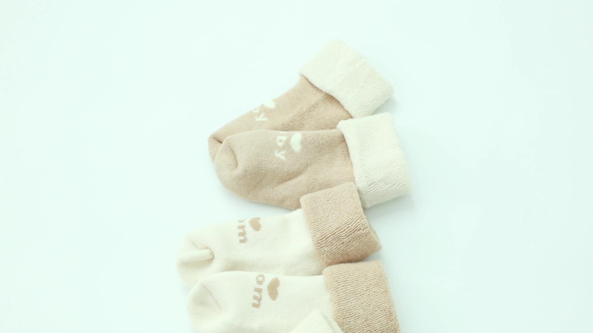 P001W8 Aengbay toptan sevimli tasarım en çok satan % 100% pamuk 0-6months bebek çorap