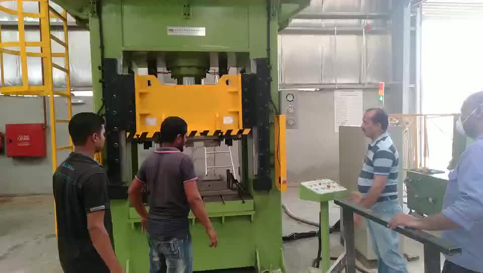 YHL2 Hydraulic track pin press machine for stamping and forming