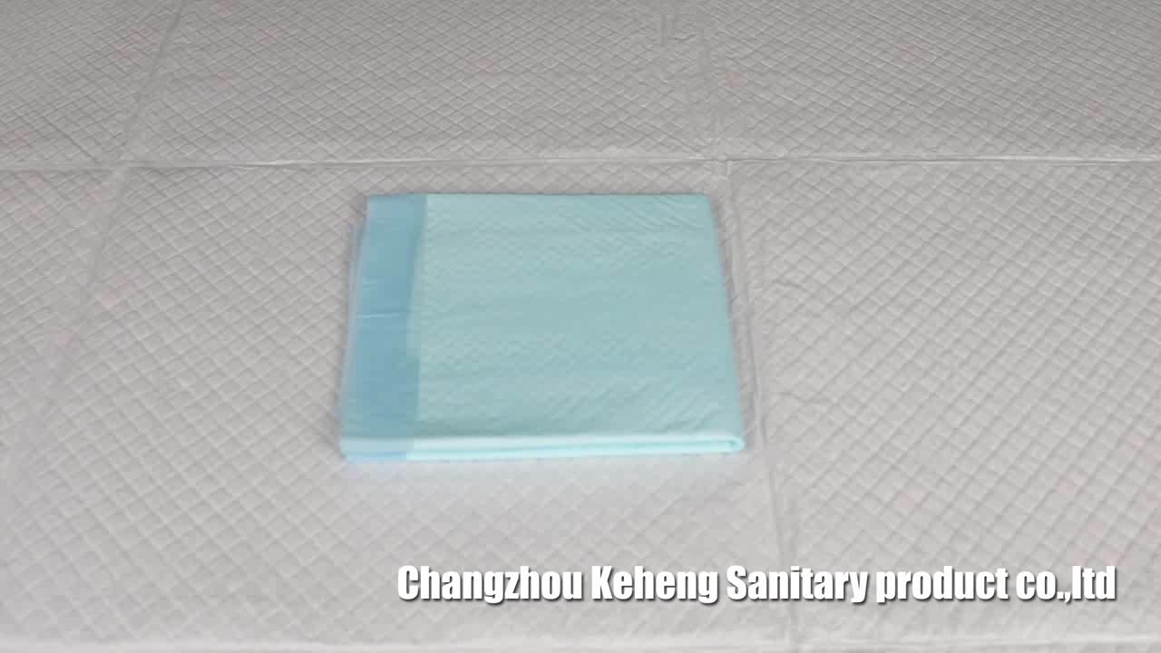 180*60cm urine dignity clean sheet