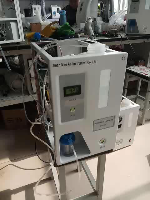 hoge kwaliteit waterstof concentrator gebruikt voor ademhaling