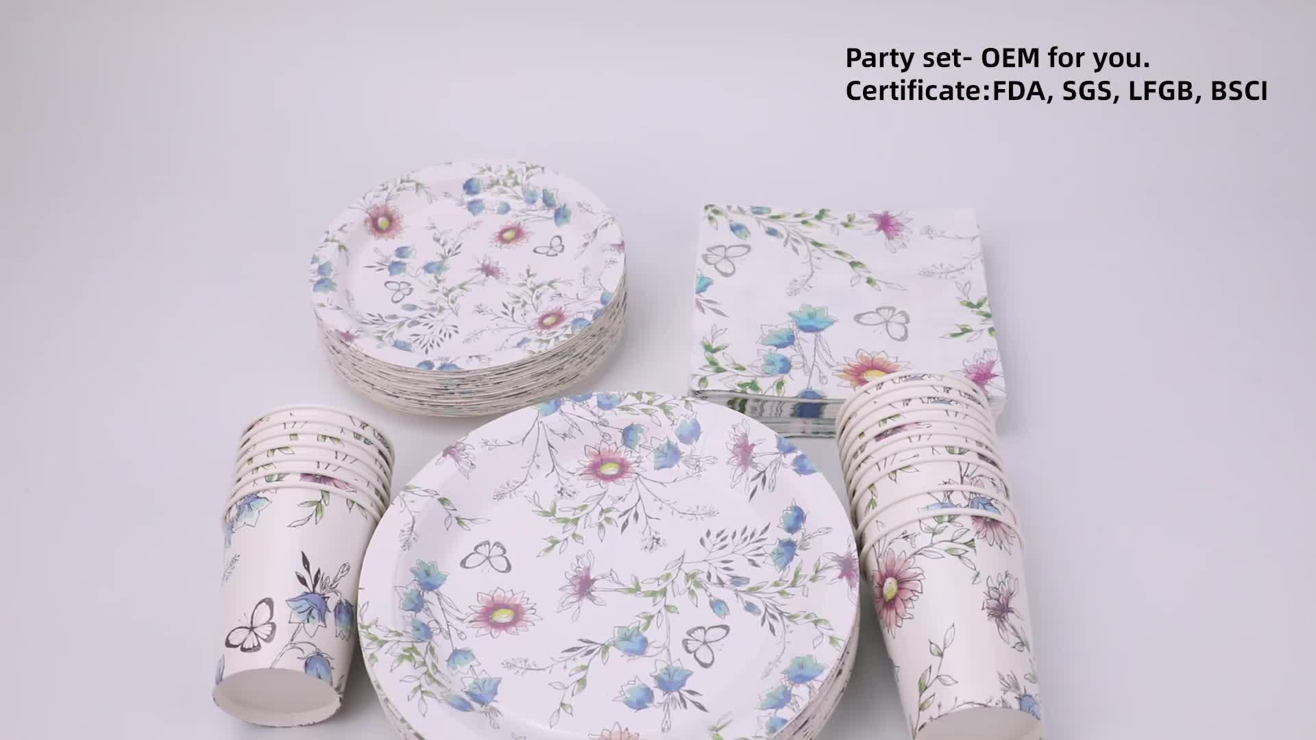 Tamanho personalizado guardanapo de papel guardanapo de tecido guardanapo de papel com folha de papel da folha de ouro