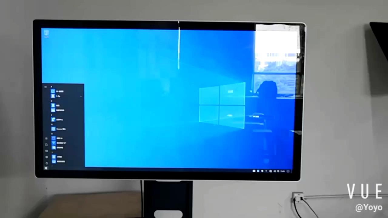 זול 32 אינץ אנדרואיד קיר הר LCD שילוט דיגיטלי תצוגת מדיה נגן